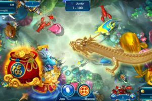 tembak ikan fishing god gameplay