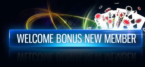 welcome bonus member baru